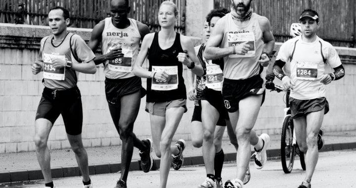 Evangelio, cristianismo y maratón