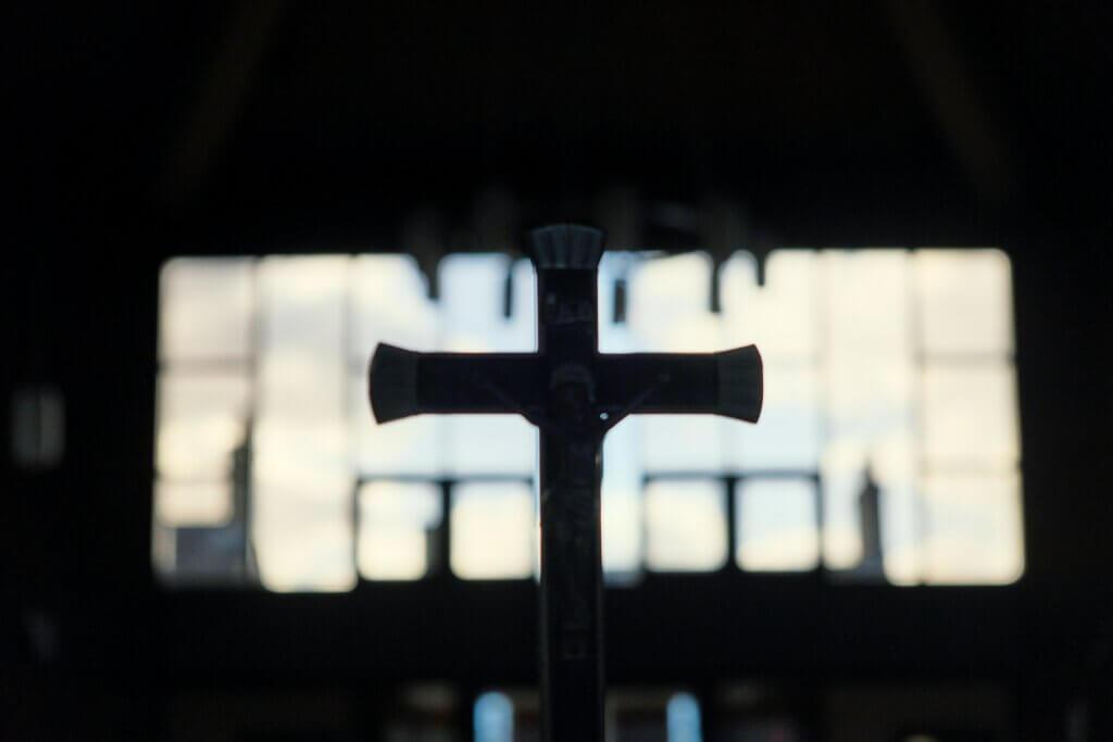 crucifix decor