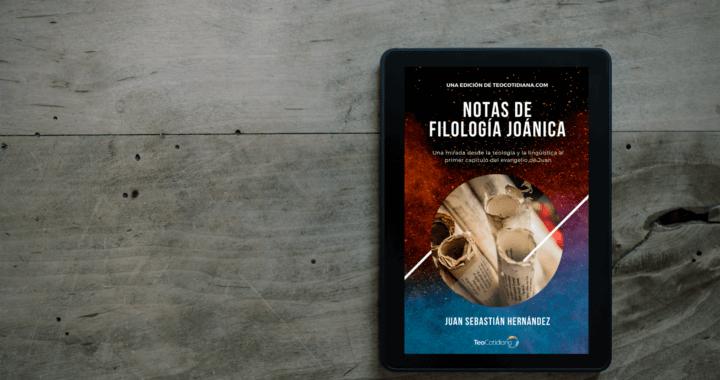 Notas de Filología Joánica – Ebook Gratis