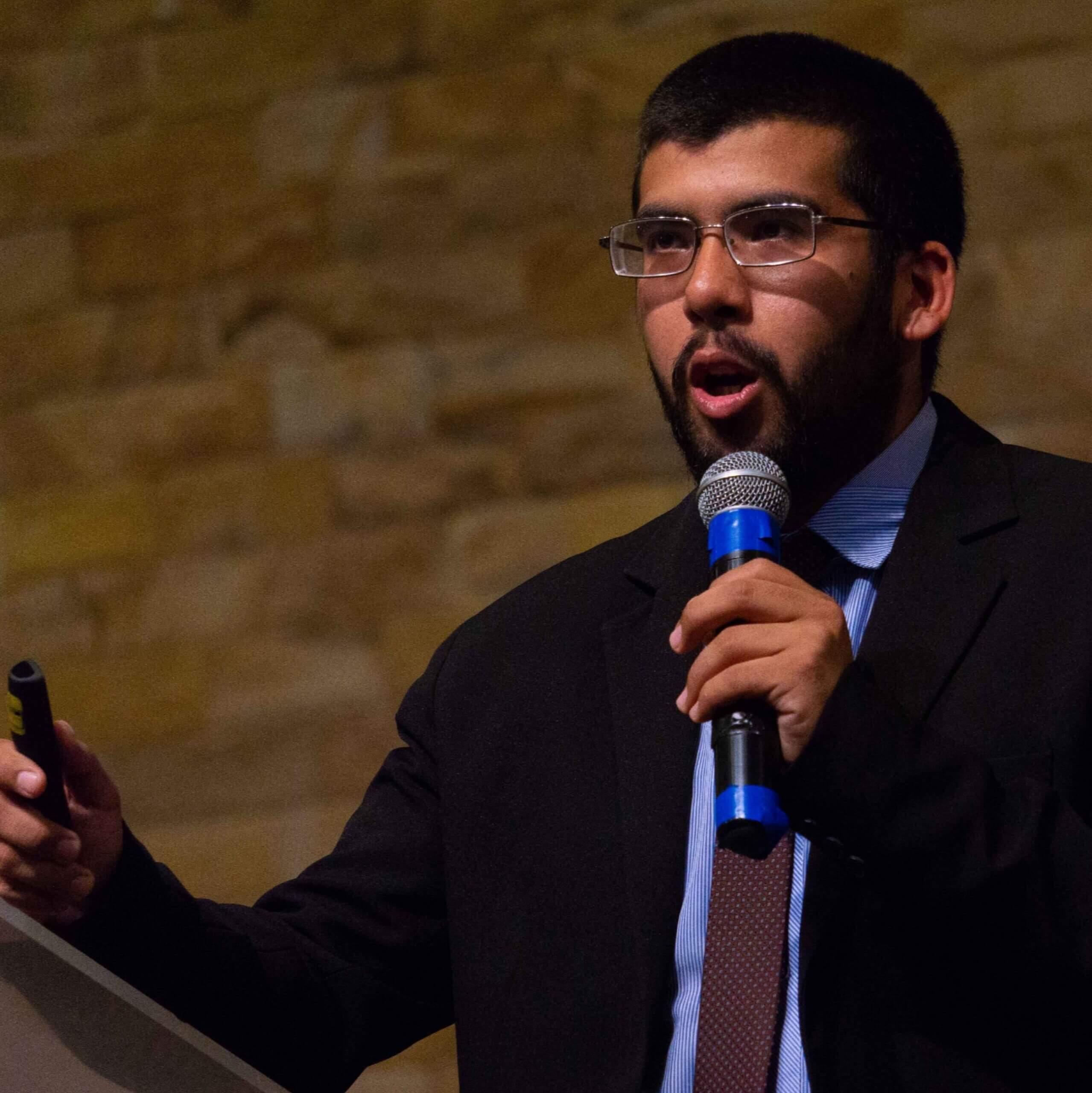 Isaías Rubén Silva