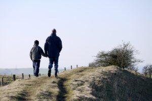 La relación padre-hijo nos ayuda a conocer al verdadero Dios