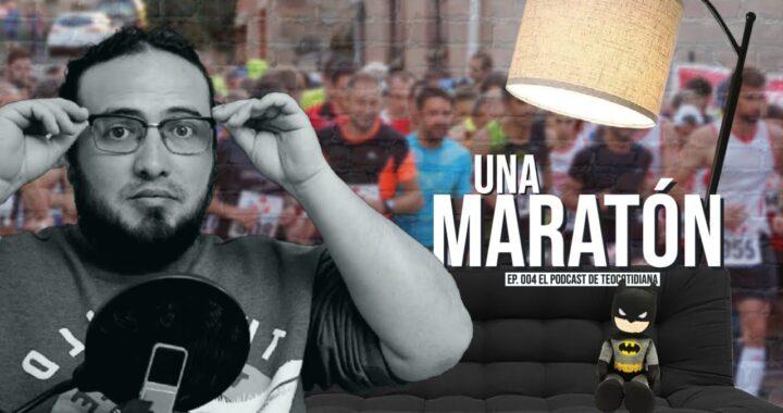 Una maratón